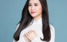 Đoan Trang, Phương Linh, Đông Nhi thướt tha trong tà áo dài trắng