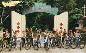 Vi vu rừng quốc gia Cúc Phương, Ninh Bình cùng Hòa Minzy và Diệu Nhi