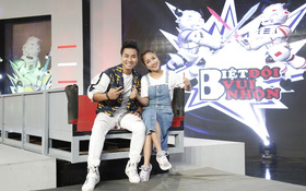 """Ốc Thanh Vân, Nguyên Khang """"tấn công"""" sóng truyền hình với gameshow """"Biệt đội Vui nhộn"""""""