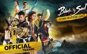 """Fan """"phát sốt"""" vì official teaser """"Blade And Soul: Sứ mệnh người được chọn"""""""