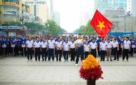 Đoàn TTVN chính thức làm Lễ xuất quân tham dự SEA Games 29