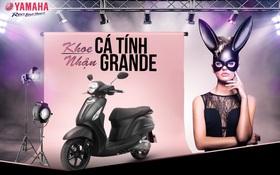 Tự tin thể hiện mình như Ariana Grande - Rinh xe Yamaha Grande cực chất