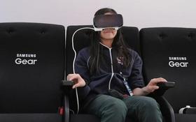 Samsung chiếm lĩnh bảng xếp hạng những nhà sản xuất kính thực tế ảo nửa đầu năm 2017