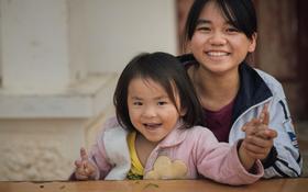 Gửi yêu thương đến những em nhỏ Điện Biên