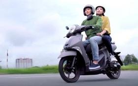 Hé lộ hậu trường siêu dễ thương của Isaac và Chi Pu trong MV mới