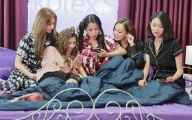 """Sao Việt dễ thương hết cỡ trong """"Pijama Party- Back to school"""""""