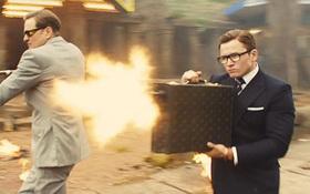 """Kingsman: The Golden Circle – Khám phá dàn vũ khí siêu """"khủng"""" của các đặc vụ"""