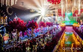 Thêm lựa chọn cho tiệc cưới của bạn với Queen Plaza Luxury