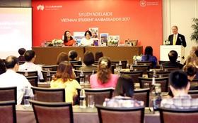 Trở thành đại sứ du học Úc cùng StudyAdelaide 2017