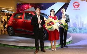 Kichi Kichi chính thức tìm được chủ nhân nhận giải thưởng xe Hyundai grand I10