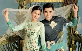 2 quán quân Next Top Model nổi bật với BST áo dài ngày cưới