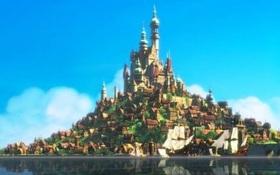 Con mọt hoạt hình Disney nhìn 12 tòa lâu đài sẽ biết ngay tên phim