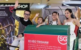 Hoàng Bách làm đại sứ chiến dịch quảng bá du lịch Singapore