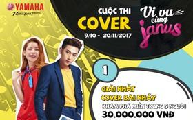 Cover bài hát của Isaac và Chi Pu, rinh ngay xe ga Janus và chuyến du lịch xuyên Việt cực chất