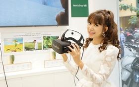 innisfree thu hút giới trẻ với công nghệ VR trong đợt khai trương cửa hàng thứ 3