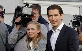Tân Thủ tướng Áo tài giỏi đẹp trai và chuyện tình 13 năm được tiết lộ khiến các nàng mộng mơ hết hy vọng