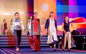 """Màn trình diễn đặc sắc của sinh viên Thiết kế thời trang Văn Lang tại đêm hội """"Futuristic"""""""