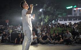 Hà Nội: Âm nhạc ngập tràn không gian bờ Hồ những ngày cuối thu