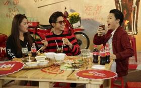 """Hàng nghìn bạn trẻ ăn uống """"hả hê"""" tại lễ hội ẩm thực đường phố Coca-Cola"""
