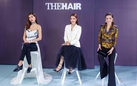 """Loạt ảnh khiến người xem mê mẩn với các kiểu tóc ấn tượng của 3 HLV """"TheHair"""""""