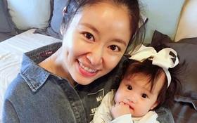 4 ngày sau khi sinh, Lâm Tâm Như đã muốn mang bầu thêm lần nữa