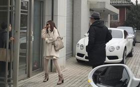 Cặp vợ chồng quyền lực Kim Tae Hee và Bi Rain đi mua đồ nội thất cho tổ ấm mới?