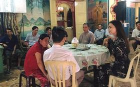 Hồ Ngọc Hà chạnh lòng trước hoàn cảnh bơ vơ của nghệ sĩ già trong dịp Tết