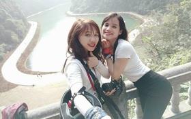 Hai cô gái gây tranh cãi với hành trình phượt Sài Gòn - Hà Nội bằng xe máy trong 40 tiếng