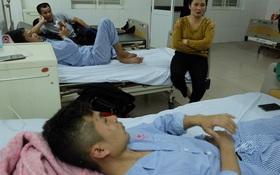 Khởi tố vụ nổ xe khách Ka Long khiến 16 người thương vong
