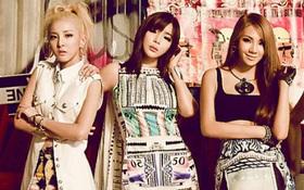 """Kpop tuần đầu 2017: AOA bắt chước Big Bang nhưng... """"fail"""" nặng, 2NE1 """"hồi sinh"""" sau khi tan rã"""