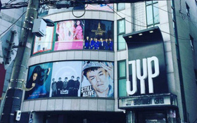 Bị JYP gỡ poster giống Wonder Girls, miss A cũng sắp sửa chấm dứt?