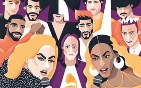 """Top 5 yếu tố để """"lót dép hóng"""" Grammy 2017 diễn ra vào sáng mai!"""