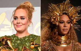 """Carlos Santana: Adele thắng vì """"cô ấy có thể hát"""", còn Beyoncé để ngắm nhiều hơn là để nghe"""
