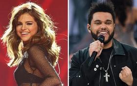 Selena và The Weeknd đang cùng thực hiện một bản tình ca nóng bỏng