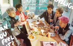 """Không sợ TWICE và Taeyeon, Highlight thống trị nhiều BXH với ca khúc """"tái sinh"""" sau B2ST"""
