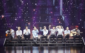 EXO gia nhập hội huyền thoại Kpop, tổ chức concert tại SVĐ siêu khủng