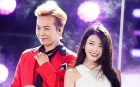 R.I.P các BXH Kpop: IU hát chung với G-Dragon trong ca khúc trở lại!