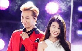 Tin buồn: G-Dragon sẽ không lên sân khấu cùng IU