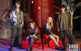 """Idolgroup """"hàng hiếm"""" của Kpop đốn tim fan với hit gây nghiện mới"""