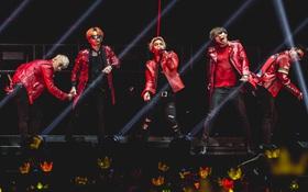 """3 cái tên """"cân"""" hết cả 11 tour diễn khủng nhất lịch sử Kpop"""