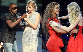 Sau 8 năm, câu chuyện hậu trường hậu scandal Kanye giật mic Taylor tại VMAs 2009 bất ngờ được hé lộ!