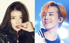 Fan Việt ship điên đảo cặp đôi G-Dragon và IU sau gif hát chung đáng yêu