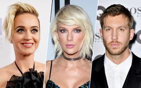 """Ca khúc chung của """"Hội anti-Taylor"""" Calvin Harris và Katy Perry đã ra lò rồi đây!"""