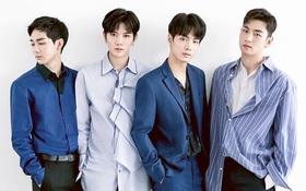 Hậu Produce 101, bộ tứ NU'EST vừa trở lại đã No.1 BXH