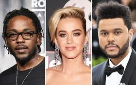 VMAs 2017 công bố đề cử: Không còn giải video của nam và nữ nghệ sỹ xuất sắc nhất