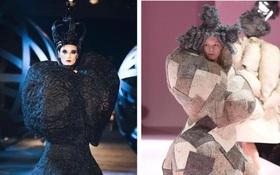 """Kỳ lạ: Thiết kế mới nhất của Comme des Garçons """"giông giống"""" sáng tạo của Đỗ Mạnh Cường"""