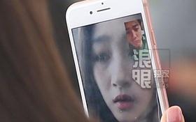 Không nỡ xa nhau dù chỉ nửa giây, Quan Hiểu Đồng tranh thủ gọi video cho Luhan mọi lúc mọi nơi