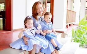 """Elly Trần hào hứng khi hai con cưng được kênh truyền hình quốc tế """"để mắt"""""""