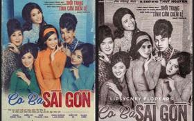 """Không phải chờ lâu, dân mạng đã ngập tràn ảnh chế poster """"Cô ba Sài Gòn"""""""