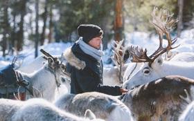 Vượt qua cái lạnh -35 độ, chàng trai người Việt tìm đến bộ lạc tuần lộc cuối cùng ở Mông Cổ!